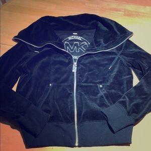 Michael Kors velour jacket